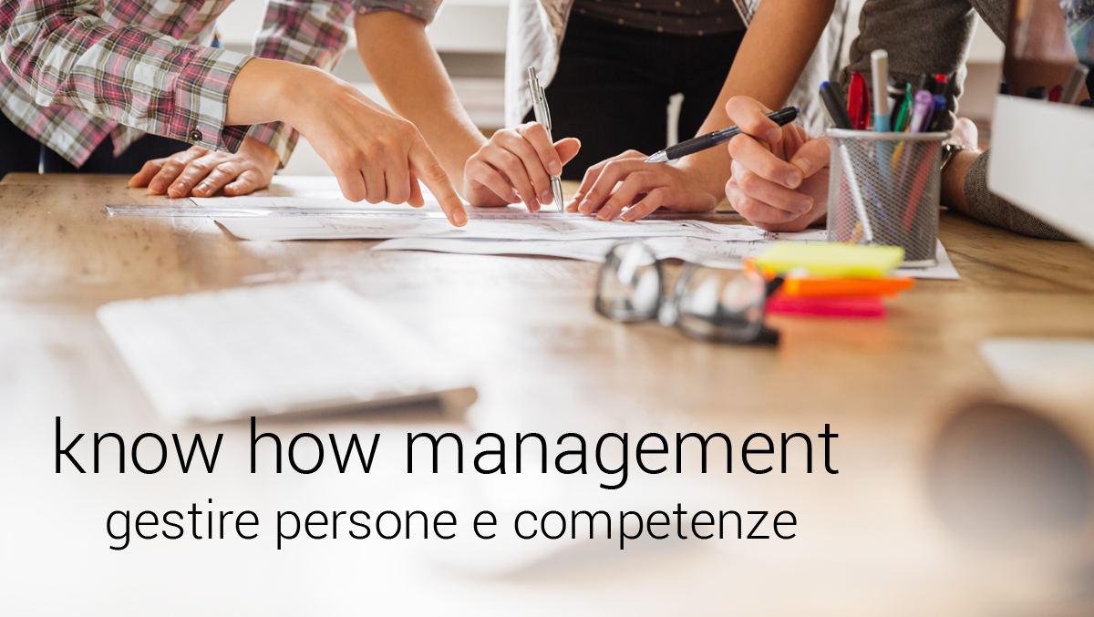 know How Management in azienda