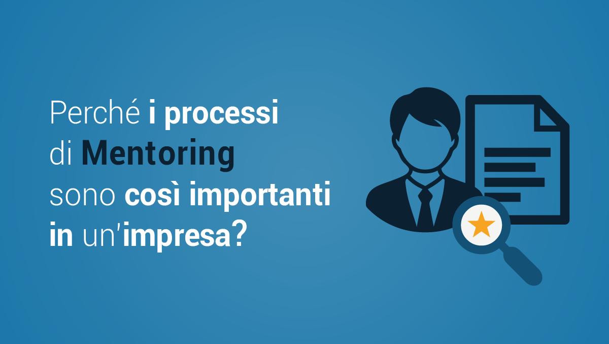 Processi di mentoring nelle aziende